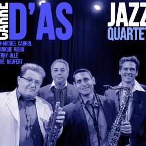 """Couverture de l'album """"Jazz Quartet"""" de Carré d'As"""