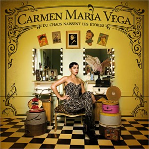 2ème album de Carmen Maria Vega